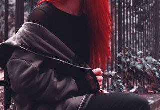 Ateş Kızılı Saç Rengi